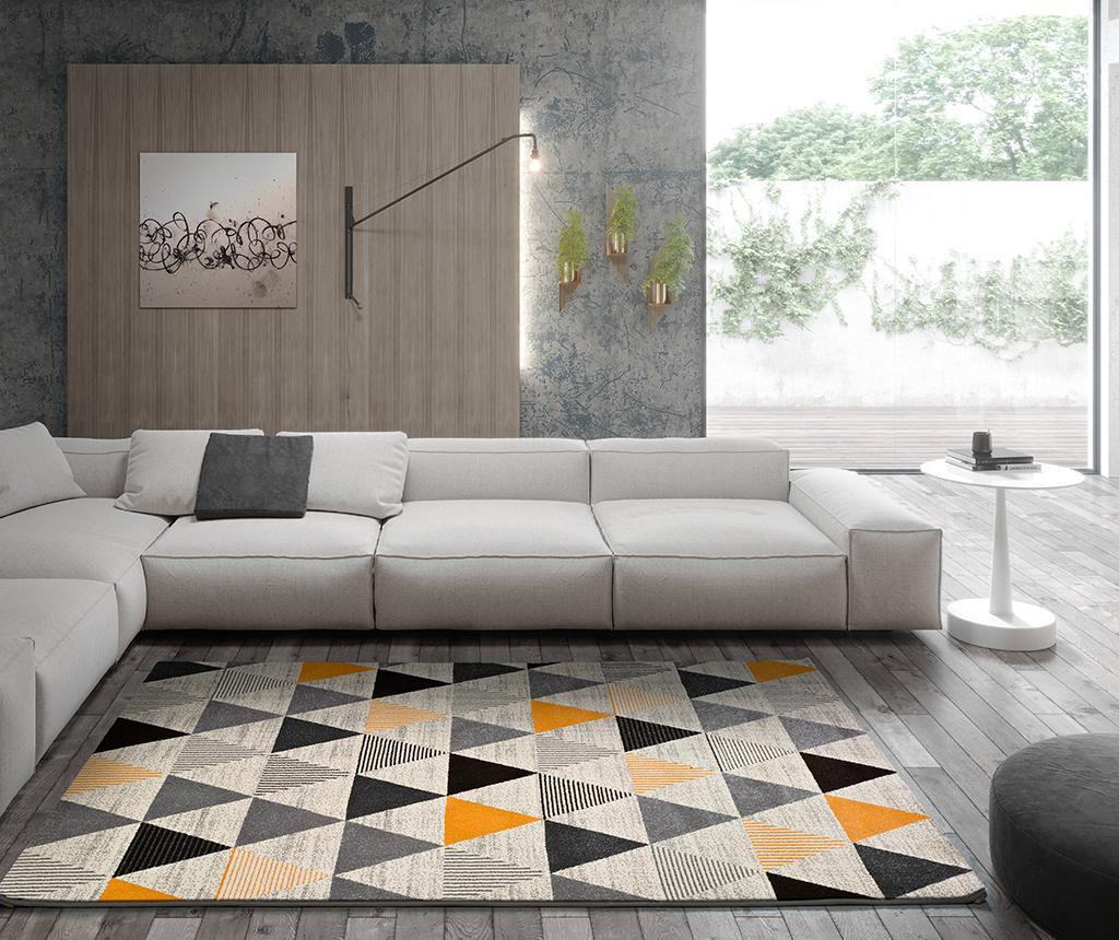 Covor Leo Triangle 80x150 cm