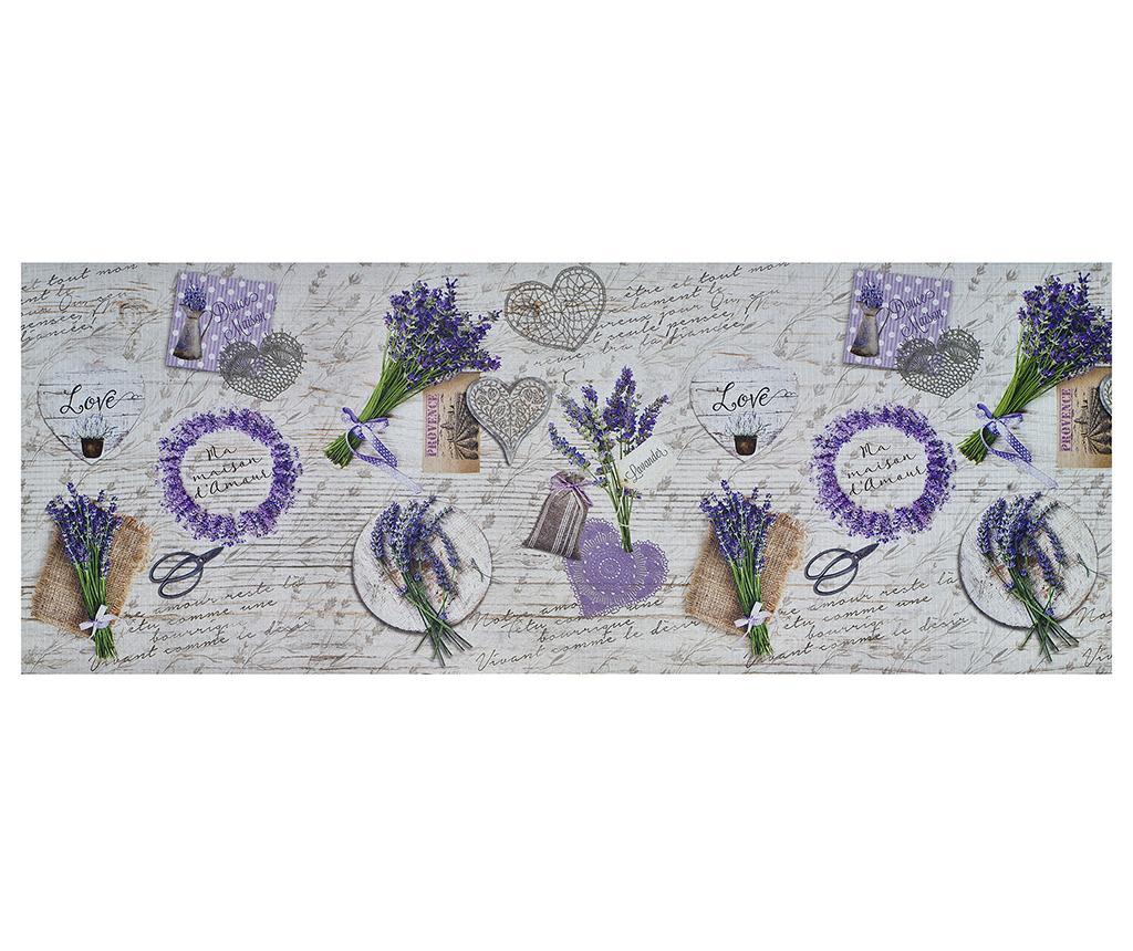 Tepih Sprinty Provence 52x100 cm