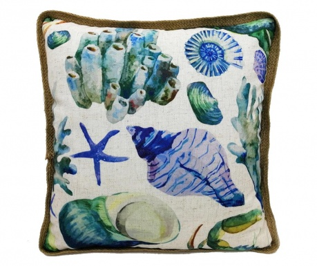 Διακοσμητικό μαξιλάρι Ocean 45x45 cm