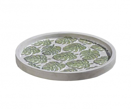 Platou decorativ Tasha Green