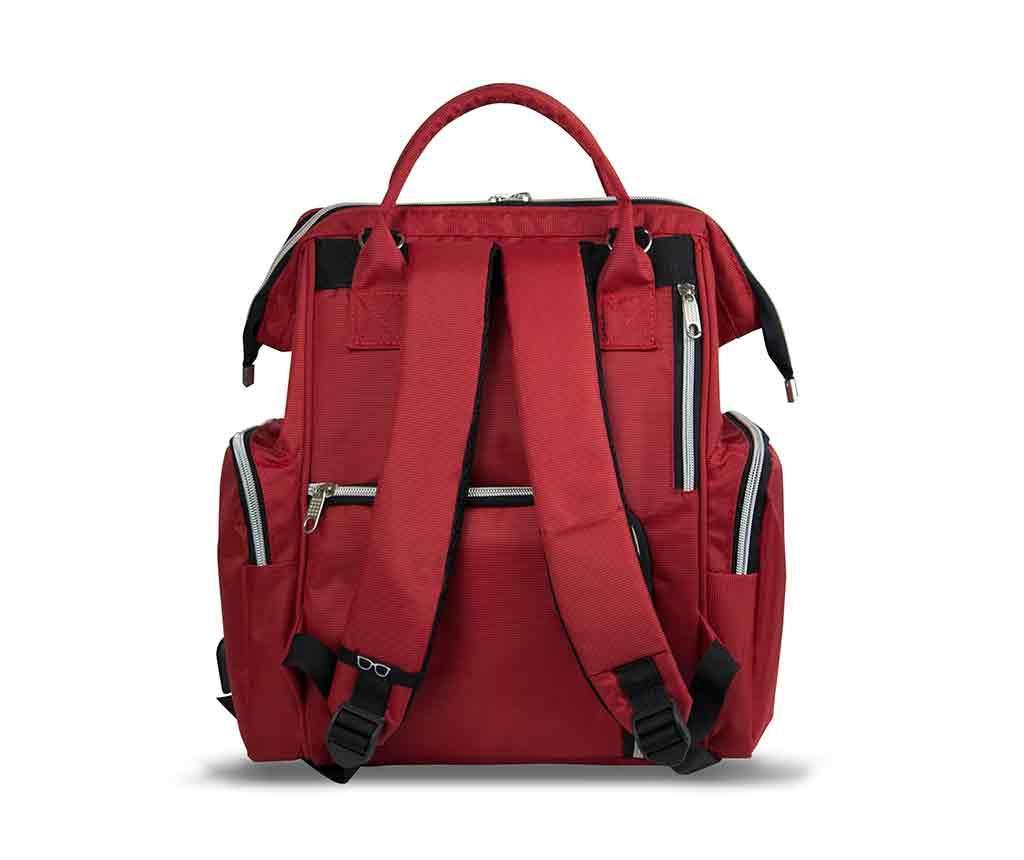 USB Barry Red Pelenkázó táska