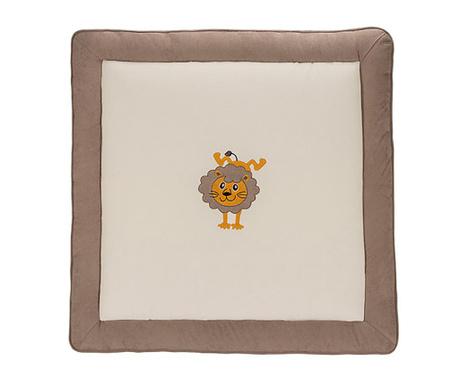 Tepih za igru Kion Brown 100x100 cm