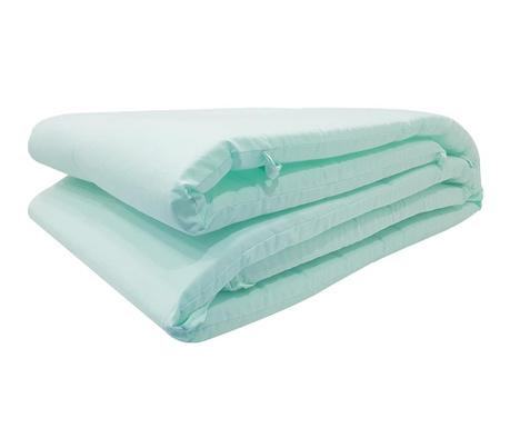 Ochraniacz do łóżeczka Lavia Green 46x295 cm