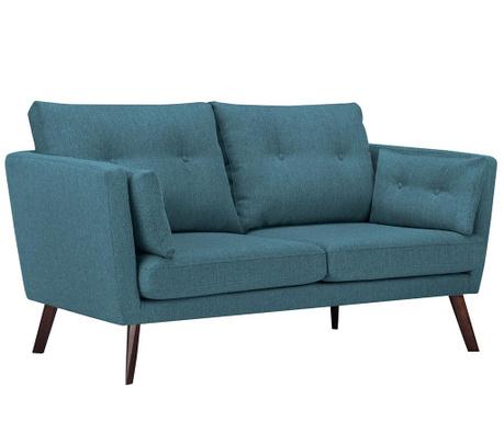 Elena Eli Turquoise Kétszemélyes kanapé