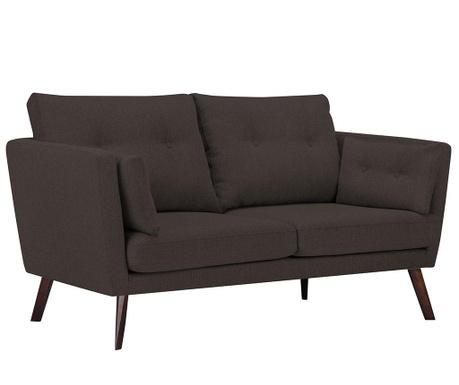 Elena Eli Brown Kétszemélyes kanapé