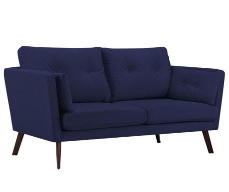 Canapea 3 locuri Elena Navy Blue