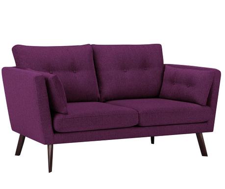 Elena Eli Violet Háromszemélyes kanapé
