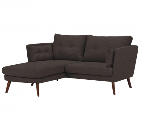 Ляв ъглов диван Elena Eli Brown