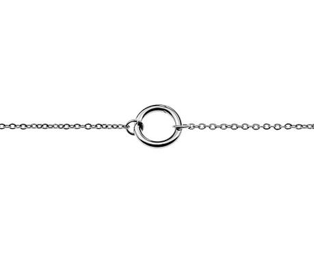 Narukvica Ring Silver