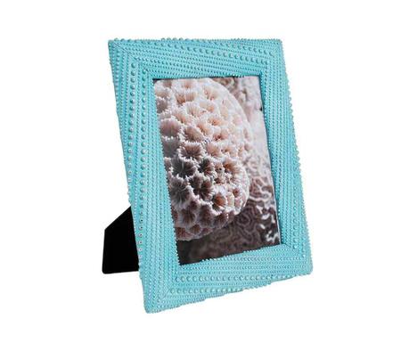 Κορνίζα φωτογραφιών Ursina Blue L