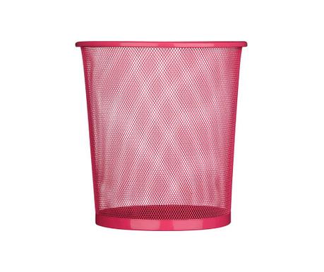 Odpadkový koš Mesh Pink