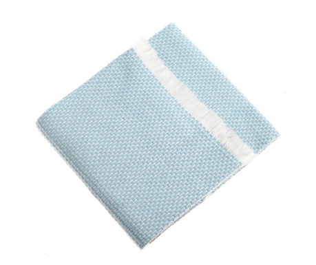 Pled Baby Zen Light Blue 75x110 cm