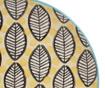 Set 2 tanjura za desert Waxup Blue Yellow