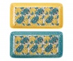 Set 2 platouri Florry Yellow Blue
