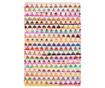 Triangle Multicolor Szőnyeg 60x90 cm