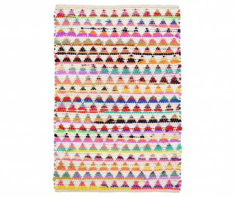 Preproga Triangle Multicolor 60x90 cm