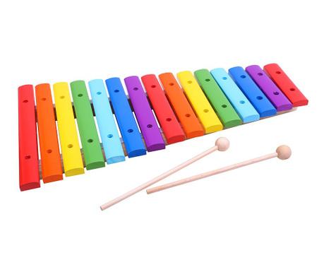 Xilofon pentru copii Rainbow