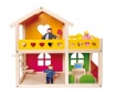 Kućica za lutke i dodaci Happy Villa