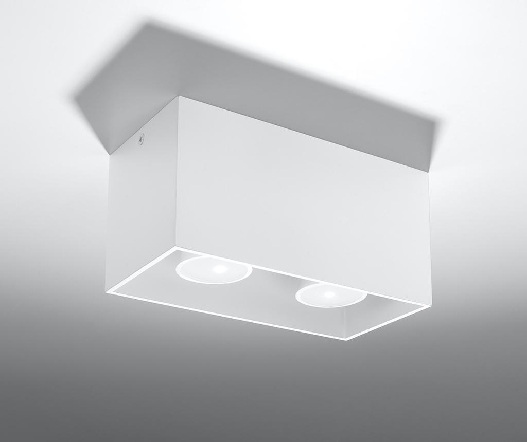 Stropna svjetiljka Geo Two White