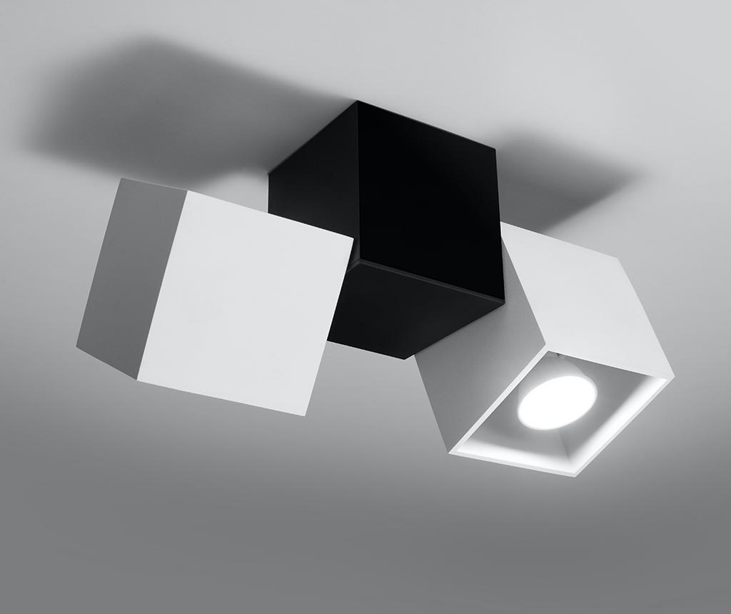Stropna svjetiljka Lentes Three White