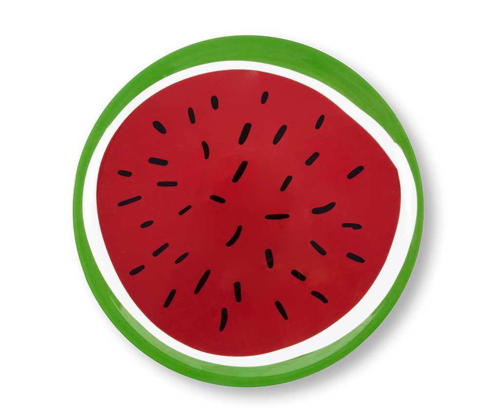 Watermelon Pizza tányér