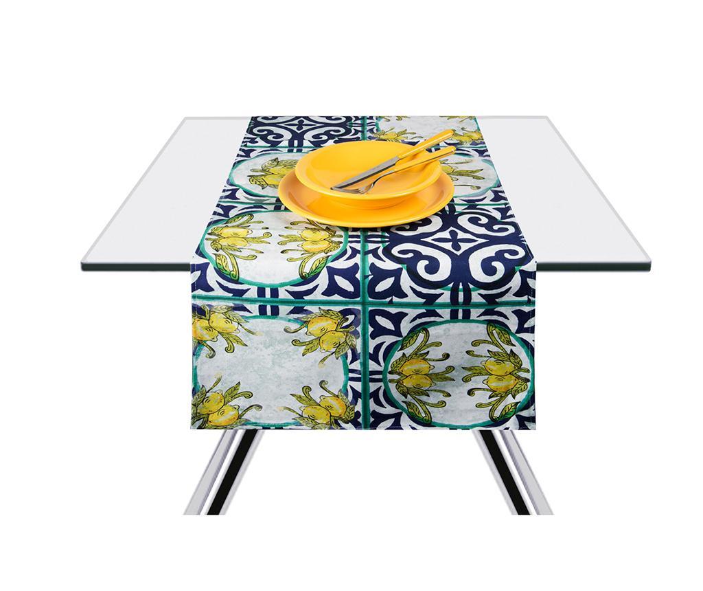 Amalfi Asztali futó 45x140 cm