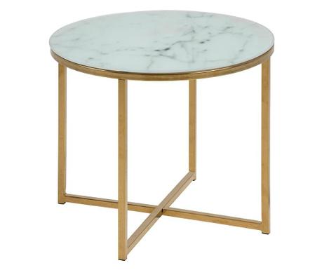 Stolić za kavu Alisma Round Short Blue