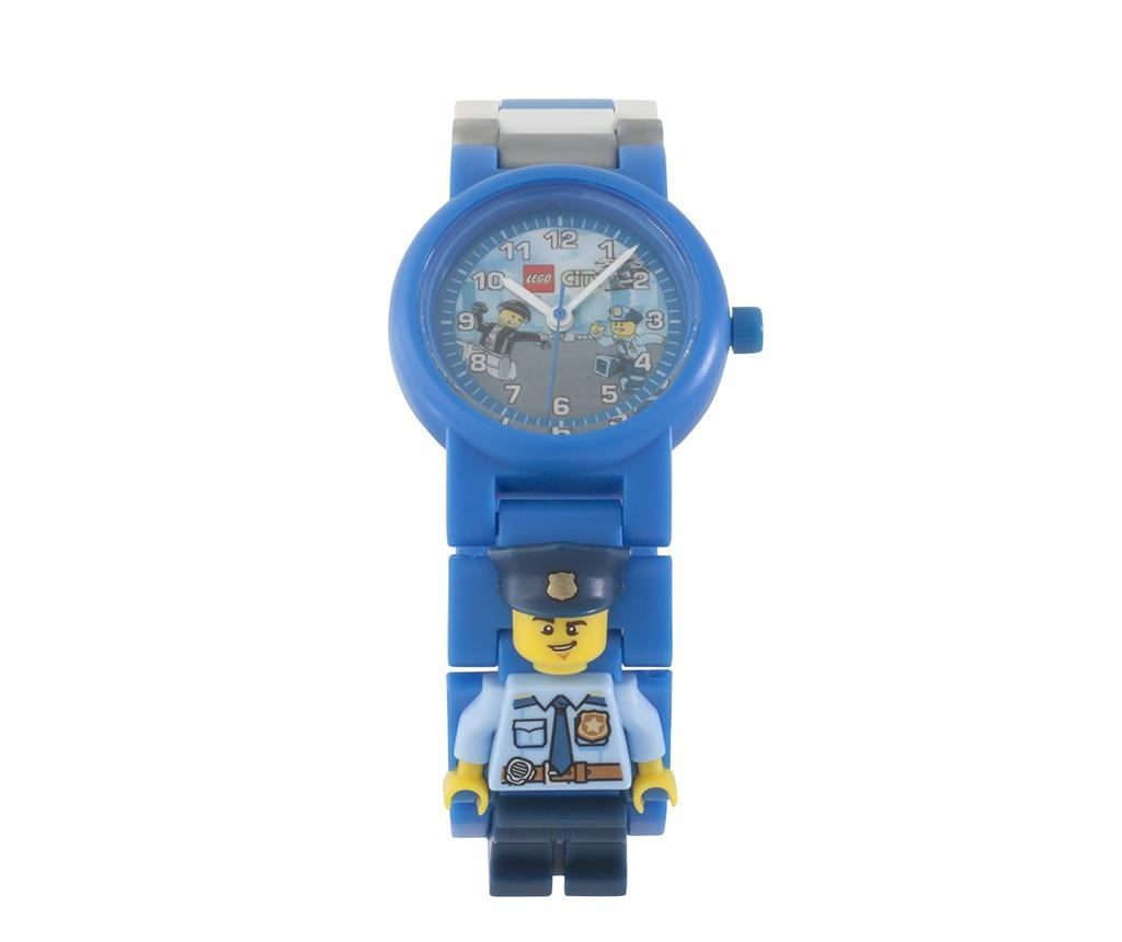 Dječji ručni sat Lego City Police Officer
