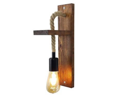 Rustic Fali lámpa