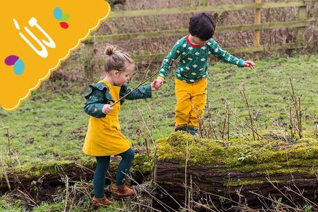 Little Green Radials gyerekruhák