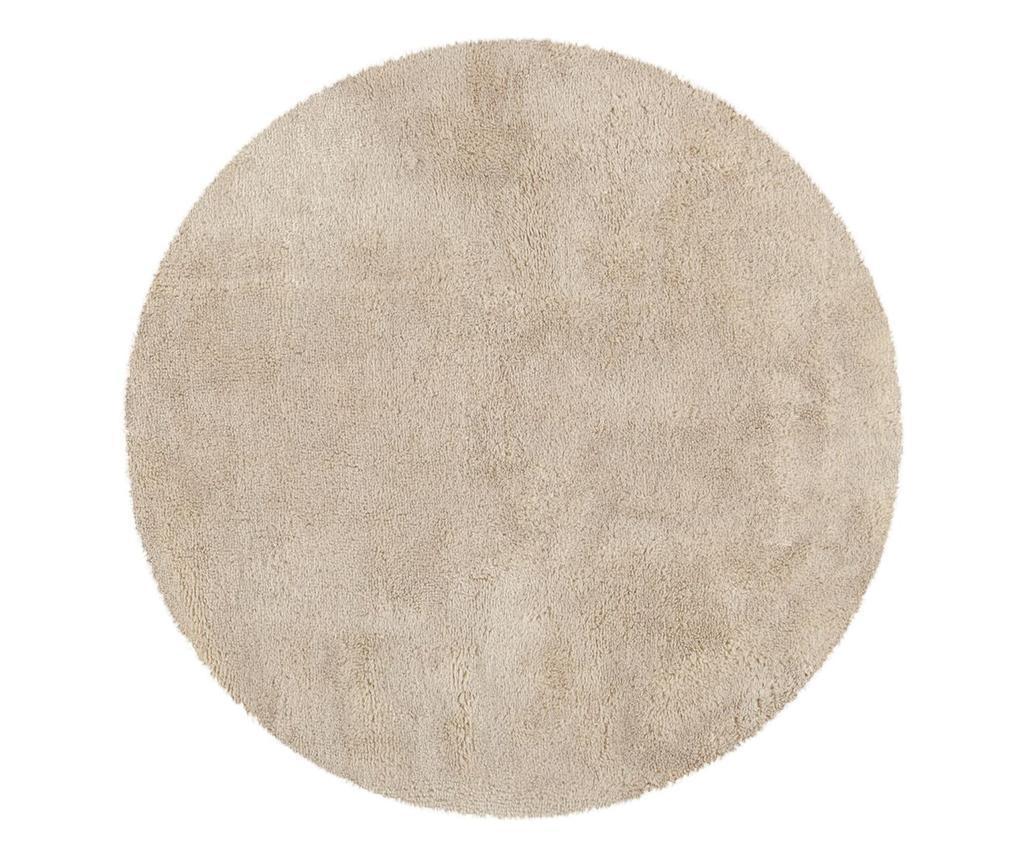 Tapp Shaggy Ivory Round Szőnyeg 150 cm
