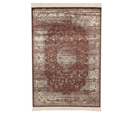 Tepih Fringes Brown 100x140 cm