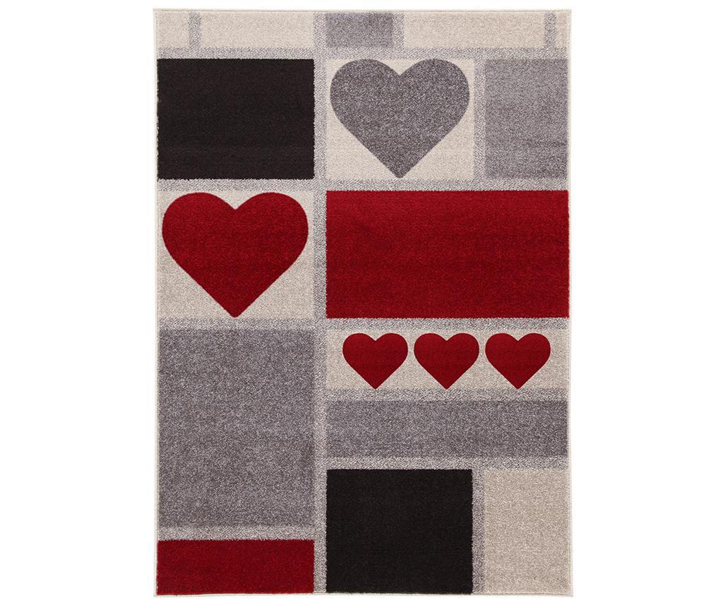 Covor Tappeto Home Heart 120x170 cm