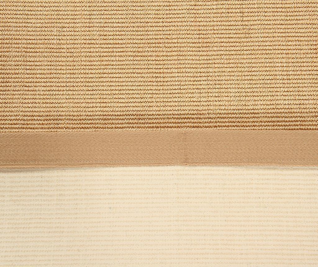 Sisal Premium Beige Szőnyeg 133x190 cm