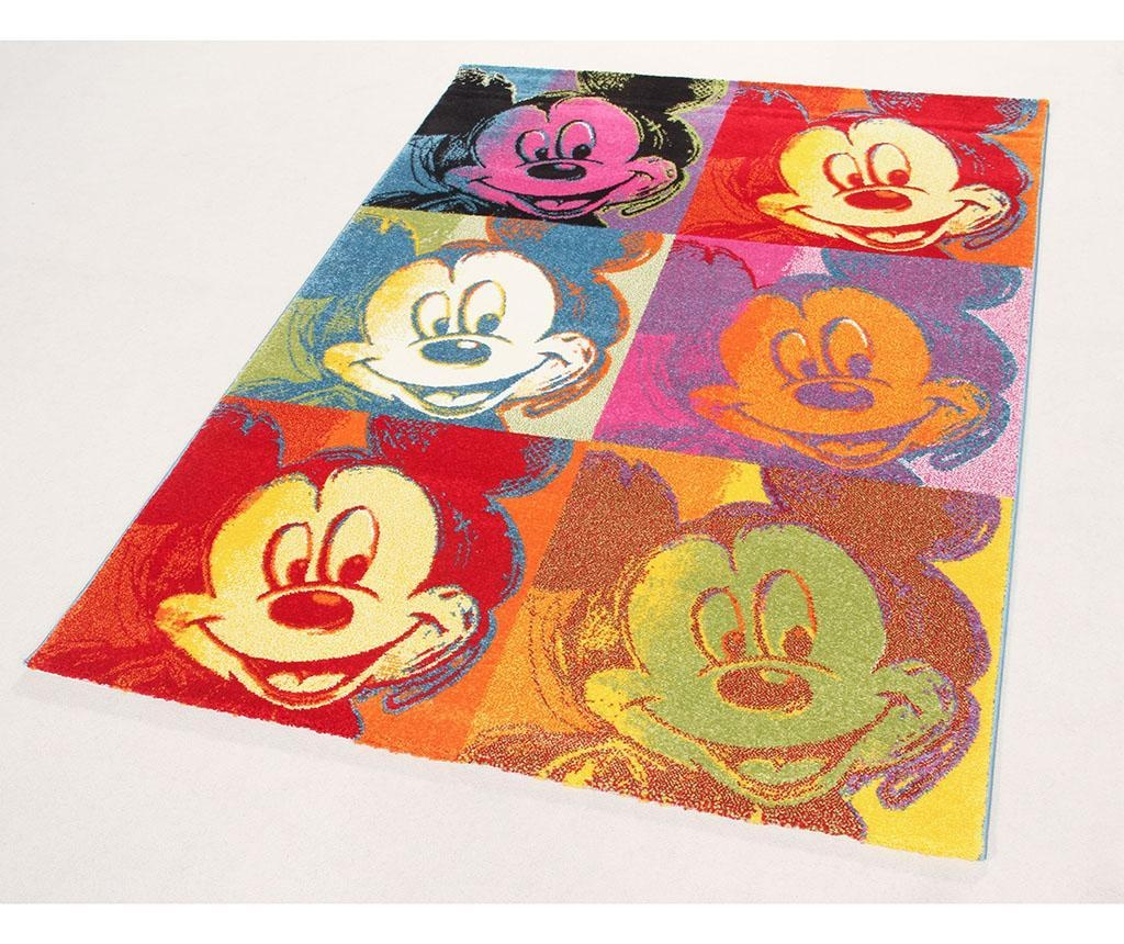 Disney Mickey Pop Art Patch Szőnyeg 100x150 cm