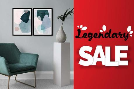 Legendary Sale: Декорации и аксесоари
