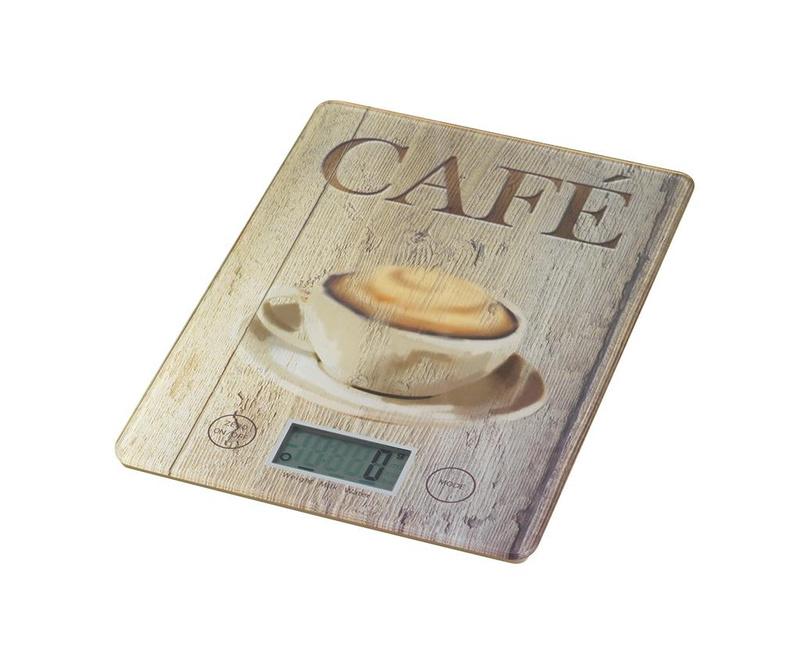 Cantar digital de bucatarie Cafe