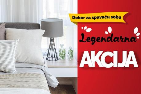 Legendarna Akcija: Dekor za spavaću sobu