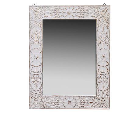Zrkadlo Albacin White