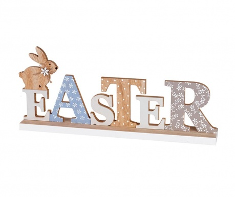 Decoratiune Easter Letters