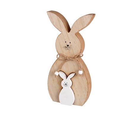 Decoratiune Rabbits Two