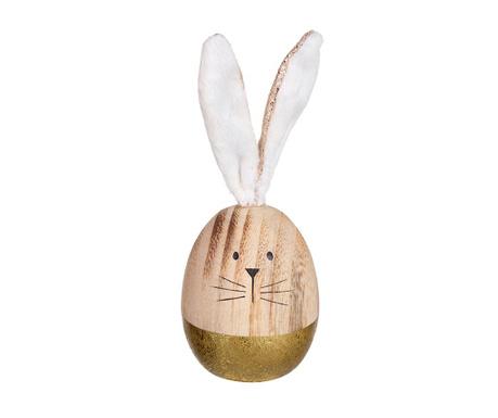 Decoratiune Wooden Easter Bunny