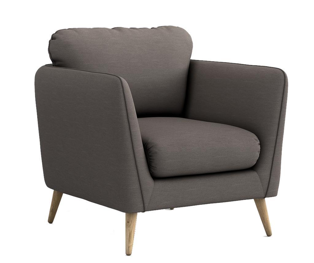 Clara Melva Grey Fotel