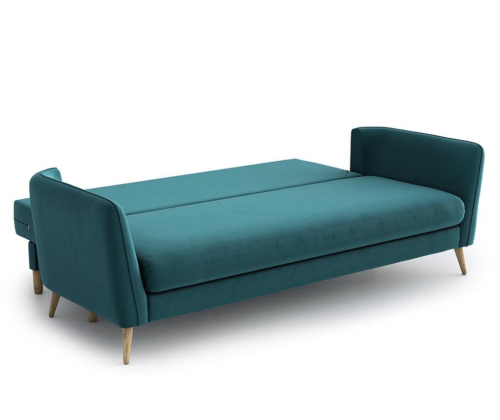 Clara Basel Háromszemélyes kihúzható kanapé
