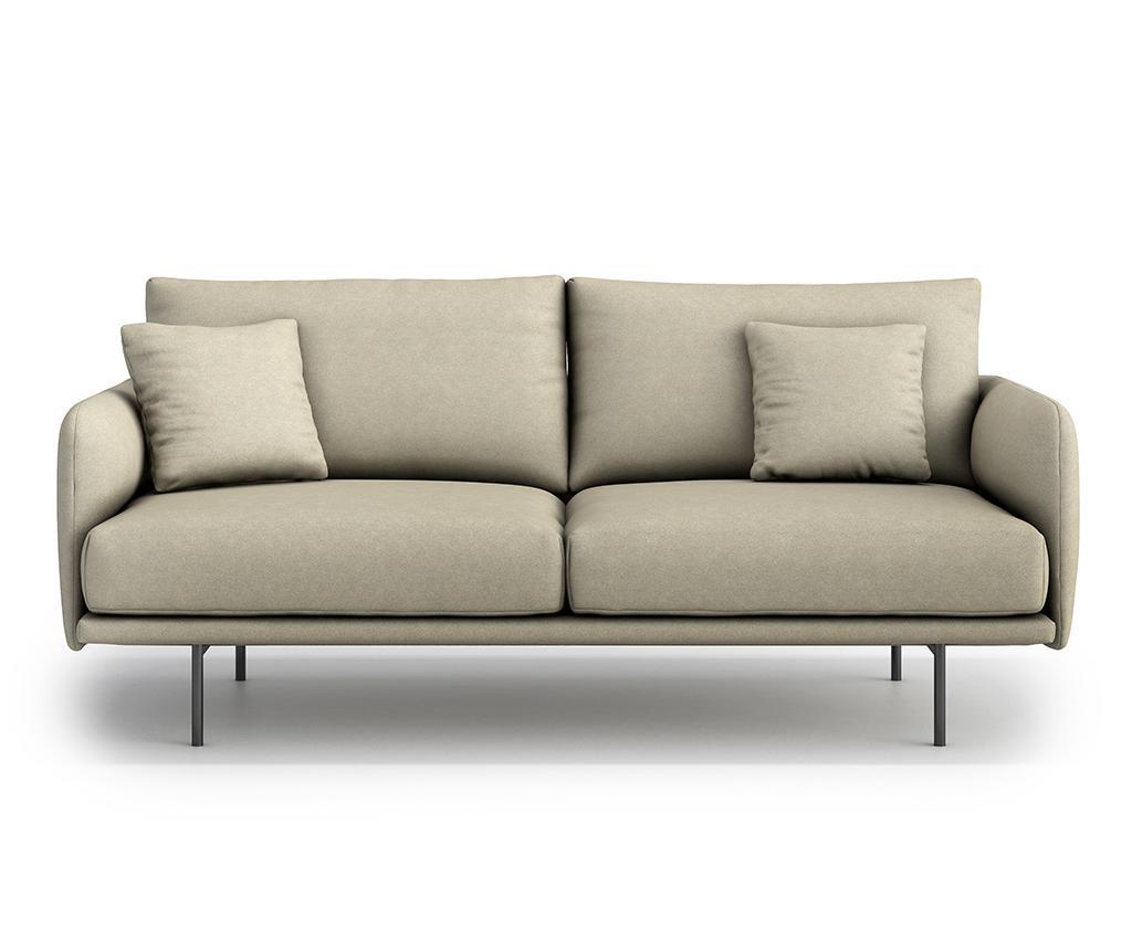 Canapea 2 locuri Uma Soro Cream
