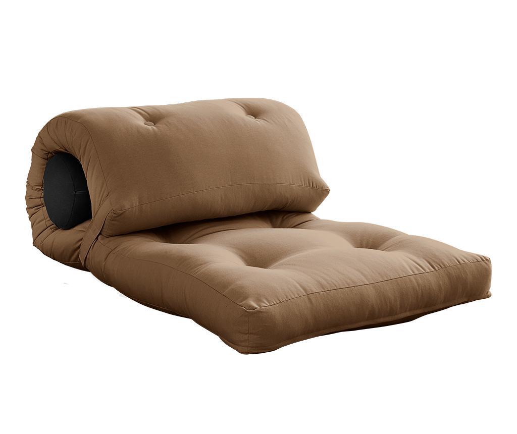 Wrap Mocca Puff 70x200 cm