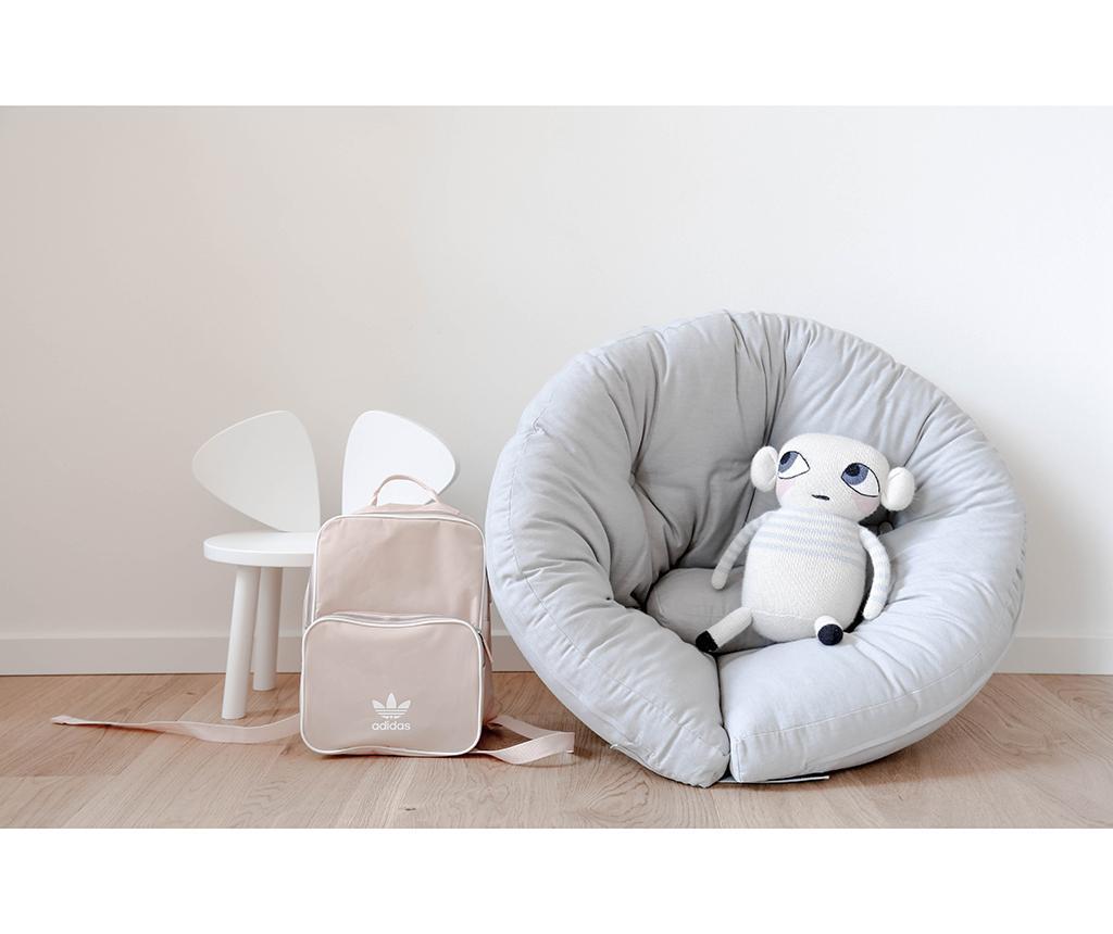 Mini Nido Grey Fészek gyerekeknek 75x150 cm