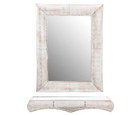 Set oglinda si polita Seop