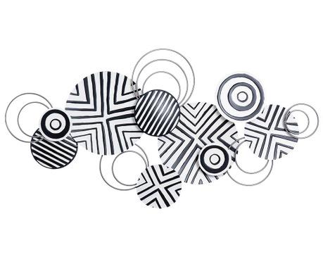 Stenska dekoracija Zebra
