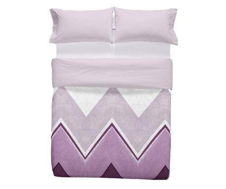 Zestaw na łóżko Double Extra Ligari Purple